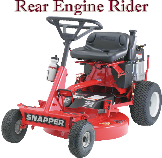 Snapper Rear Engine Rider
